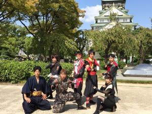 大坂の陣400年天下一祭 日本殺陣道協会
