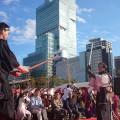 天王寺区の幸村博オープニングショー